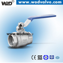 2 PC Light Type Ball Valve (1000WOG)