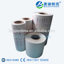 Laca de rejilla de grado médico, envoltura de papel recubierto