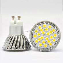 Projecteur LED 5050 24PCS 4W GU10 AC85-265V / 12V