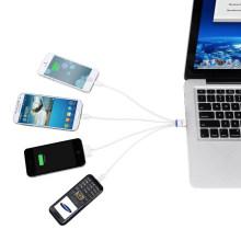 ORICO CU4S USB Mini-i5-i4 Câble de charge pour appareils mobiles