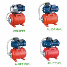 AUJET100L automatic electric water pump with tank