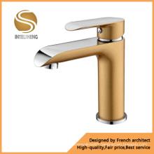 Fashion Single Handle Basin Faucet (ICD-DSC-1264-01)