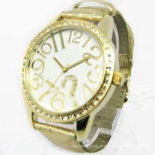 Montre de haute qualité en alliage montre femme (HAL-1225)