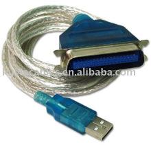 Gute Qualität USB zu DRUCKER IEEE 1284 Parallel Port