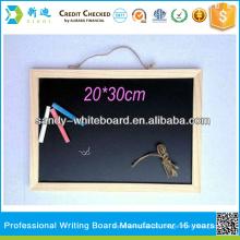 Tafel mit Holzrahmen 30 * 40cm kundenspezifische Tafeln
