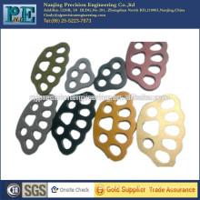 2015 custom precision sheet metal laser cutting fitting from Nanjing