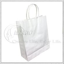 Saco de papel branco (KG-PB031)