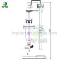 Glass liquid separator / Extractor TOPTF-50L