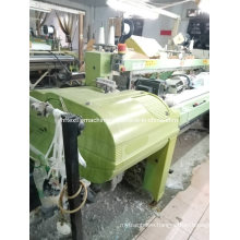 Somet Thema Super Excel Rapier Loom 190cm Year 2002 Staubli 2668 Dobby with 16 Shafts Weaving Machinery