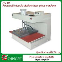 T-Shirt Wärmeübertragung Druckmaschine