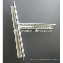 32 / 38H T-rejilla del techo expuesto decorativo interior