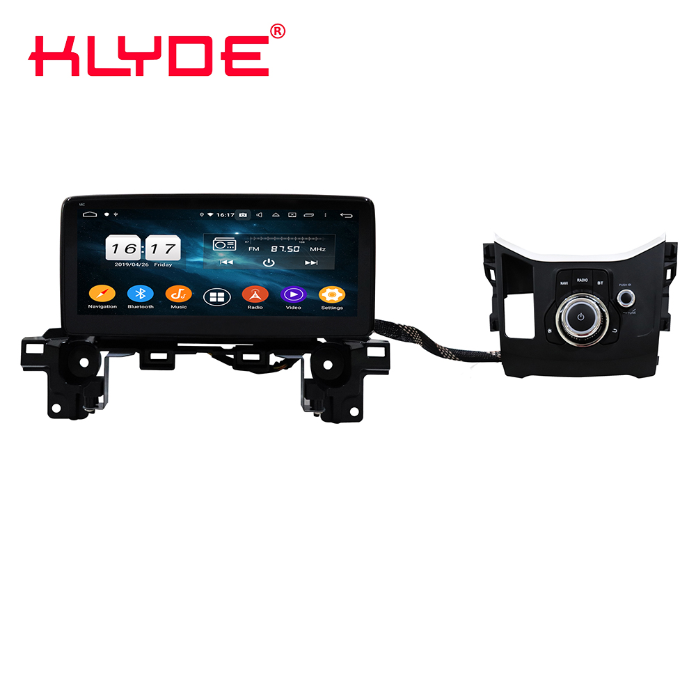 autoradio car for Mazda CX-5 2018