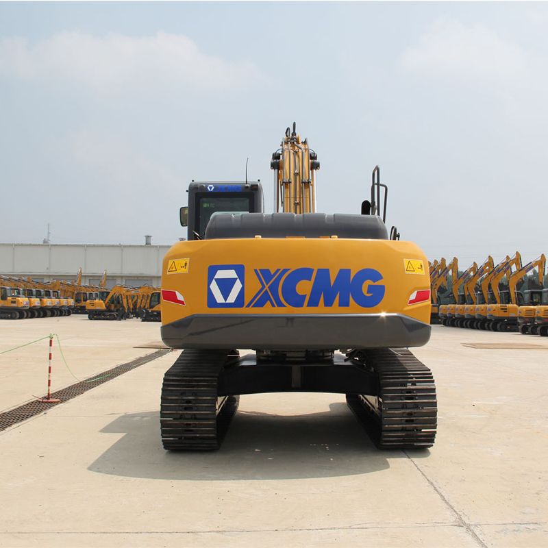 Xcmg 20 Ton Crawler Excavator Jpg
