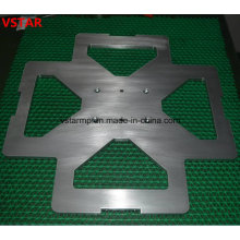 Hohe Präzision CNC Bearbeitung Stamped Stahlteil für Instrumente