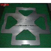 Pièce en acier emboutie de usinage de commande numérique par ordinateur de haute précision pour des instruments