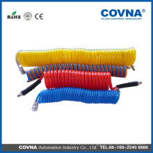 pu tube with fitting