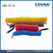 Tubos flexíveis de protecção dos cabos em PVC / Tubo de PVC extrudido não encolhível