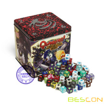 Quarriors Mega Battle Dice Game set