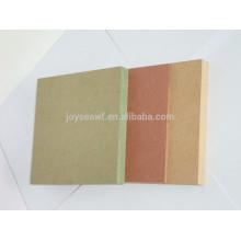 Tabla impermeable del mdf / tablero llano del mdf