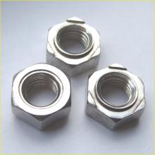 DIN929 Tuerca de soldadura hexagonal para (Maquinaria)