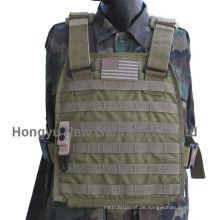 Military Tactical UHMWPE Kugelsichere Jacke für Verteidigung (HY-BA010)