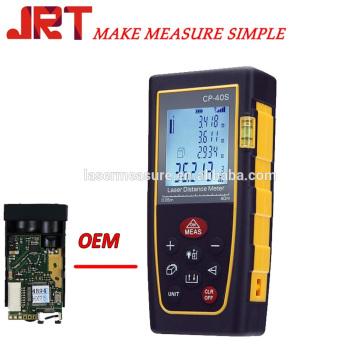 Telémetro de mano profesional del OEM que mide el telémetro del laser de la distancia de mano
