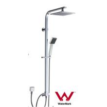 Mezclador de la ducha del cuarto de baño del cuadrado de los enchufes sanitarios sólidos (EB131)