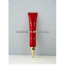 Cosmetic Packaging Long Nozzle Colored Tube