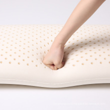 Hot Selling Curved Standard Latex Pillow for Home Furniture Bedding Set