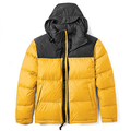 Best Puffer Plus Size Winter Jacket Hombre