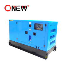 High Quality Power Synchronous Generator Synchron-Generator 20kw Brushless Alternator Three Phase Natural Gas Generator 20kw Air Coolec Forhome Price