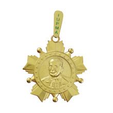 Custom Metal Soft Enamel Die Stuck Medal Lapel Pins