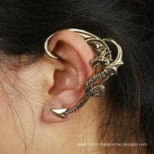 New Vintage Vintage Bracelet à manchette en gros Ear Clip Earrings Jewelry EC59