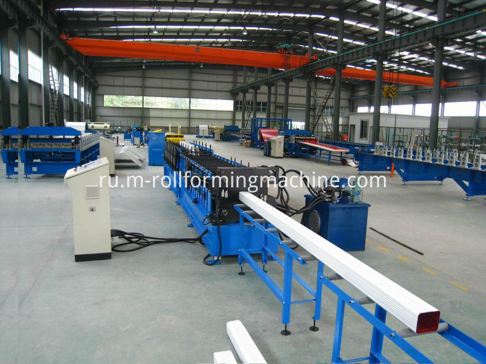 down spout roll forming machine(RFM)