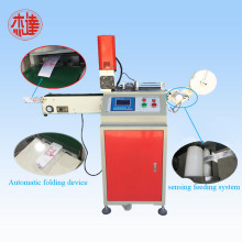 Ultrasonic Fabric Label Cutting Machine