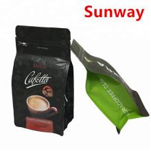 Bolsos de café resellables personalizados