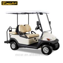 Carrito de golf eléctrico de 4 asientos con buena calidad