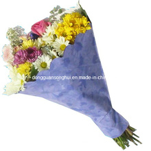 Plástico flor embalagem manga / flor folha / manga flor