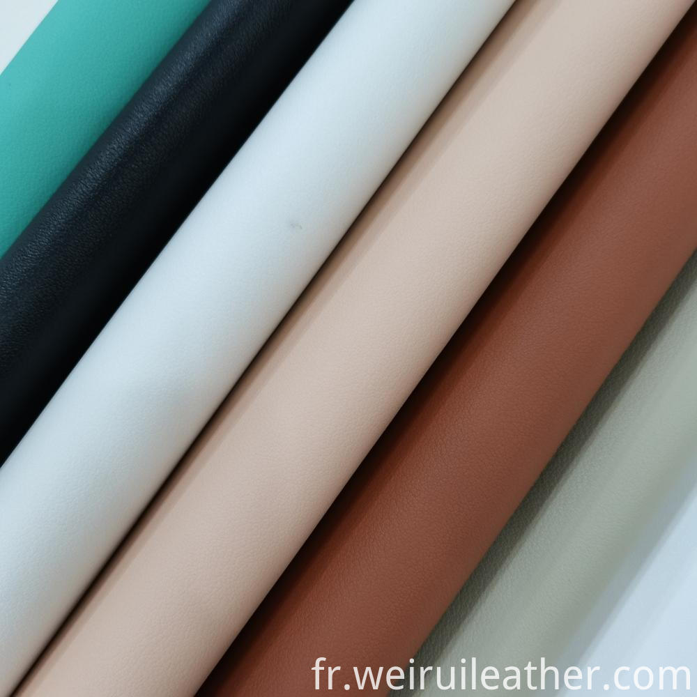 Jona Leather Pvc Leather For Shoes 2
