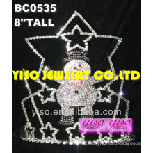 cutie rhinestone pageant tiaras