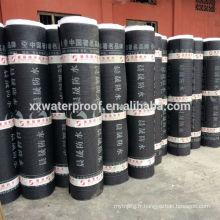 Membrane de 3 mm / 4 mm sbs pour la construction imperméabilisée