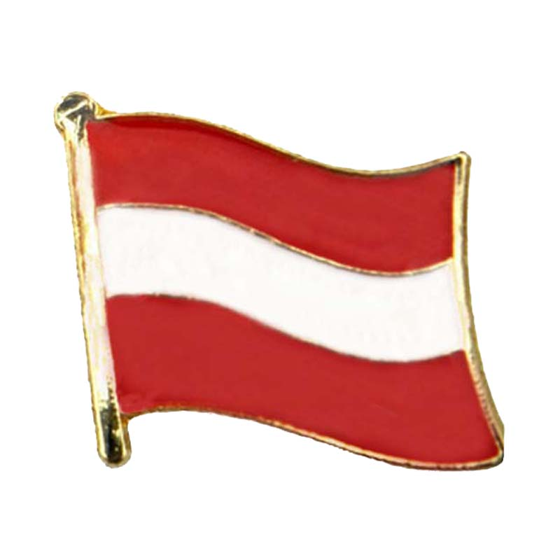 Austria Flag Pin