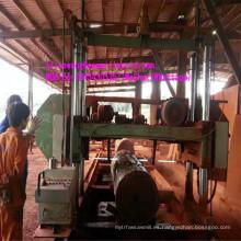 Sierra de cinta pesada horizontal Sierra eléctrica máquina de sierra de cinta