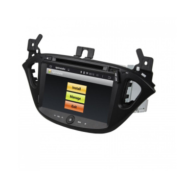 8 pollici Opel Corsa 2015-2016 Car Audio Player