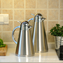18/8 Stainless Steel Thermal Insulated Vacuum Coffee Pot Vacuum Pot