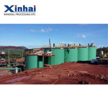 Kupfer-Blei-Zink-Erz-Verarbeitungsanlage