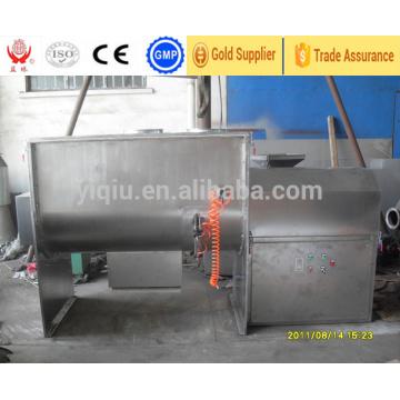 Mezclador de cinta horizontal para productos químicos