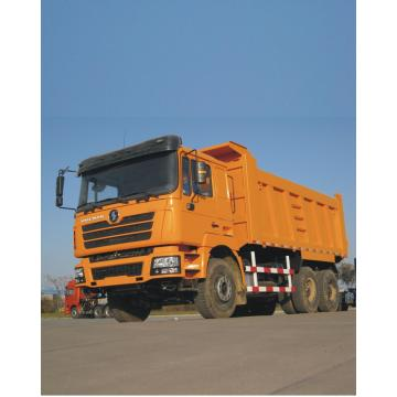 SHACMAN 6X4 DUMP TRUCK 385 HP DENGAN COMMIN ENGINE