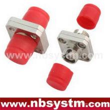 FC / PC Singlemode simplex adaptador cuadrado