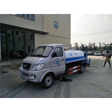 2000 - 6000 truk air tangki galon AS